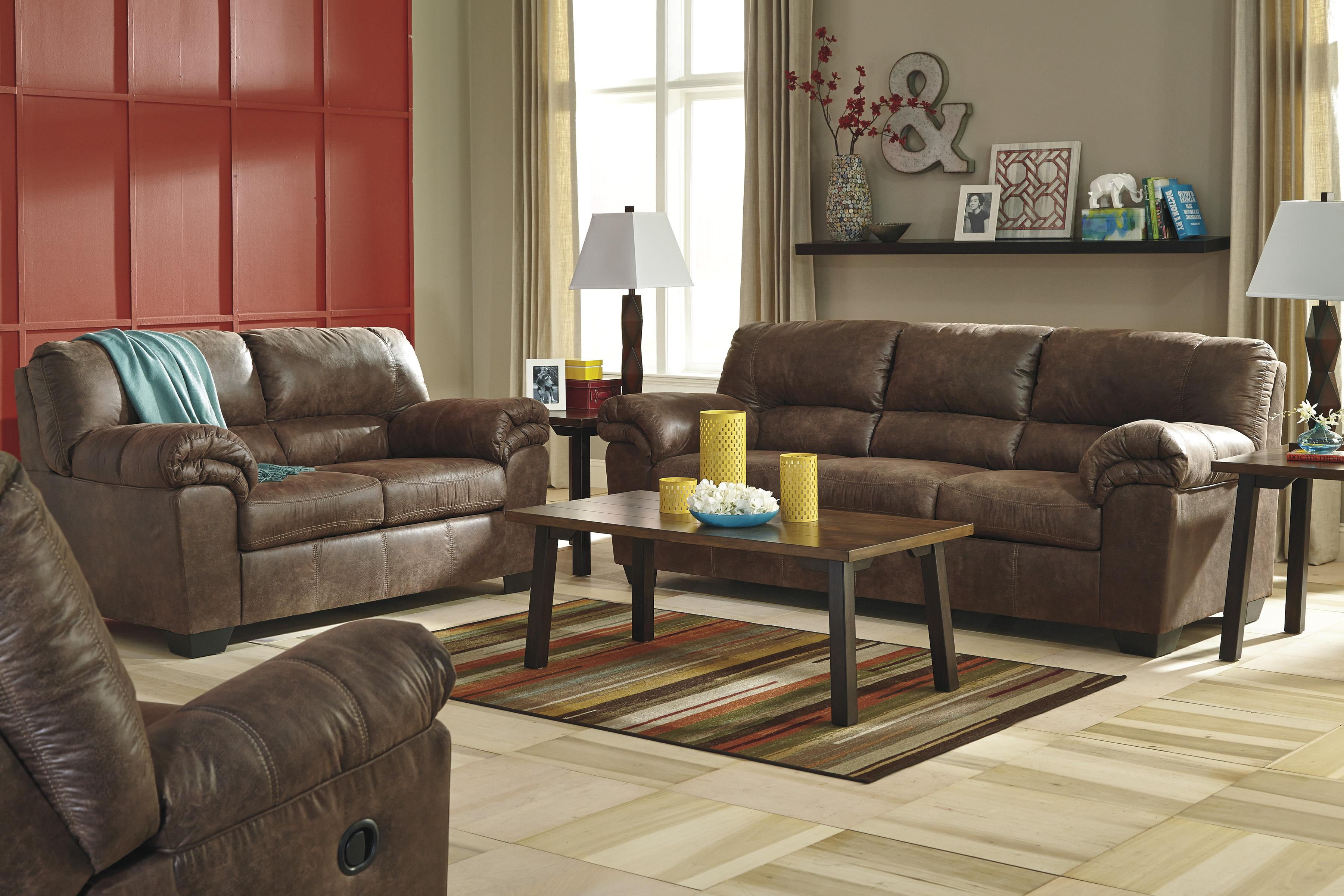 Signature Design by Ashley Bladen Stationary Living Room Group - Item Number: 12000 Living Room Group 3