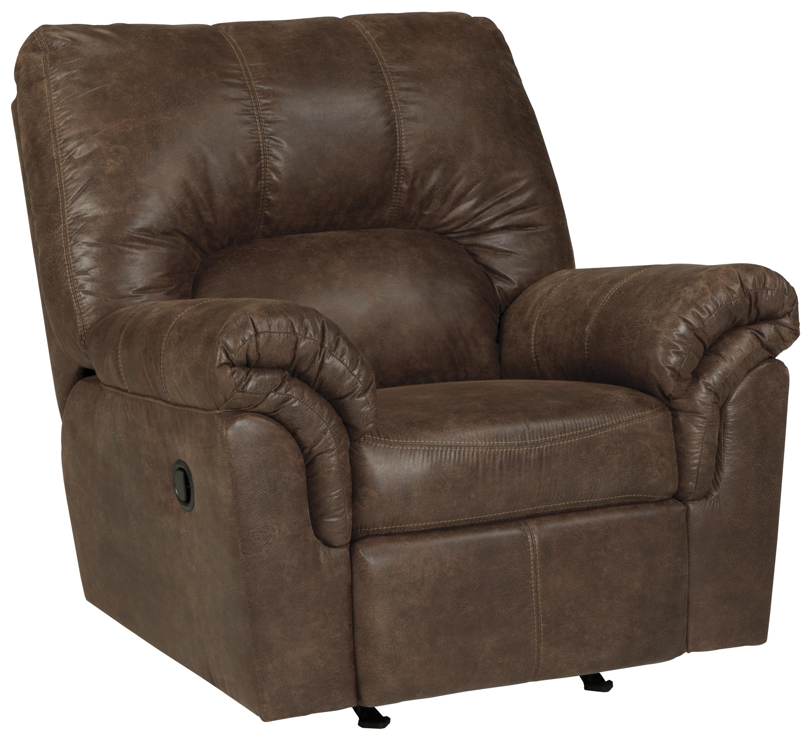 Signature Design by Ashley Bladen Rocker Recliner - Item Number: 1200025