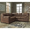 Signature Design by Ashley Bladen 2-Piece Sectional - Item Number: 1200055+67