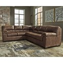 Signature Design by Ashley Bladen 3-Piece Sectional - Item Number: 1200066+46+56