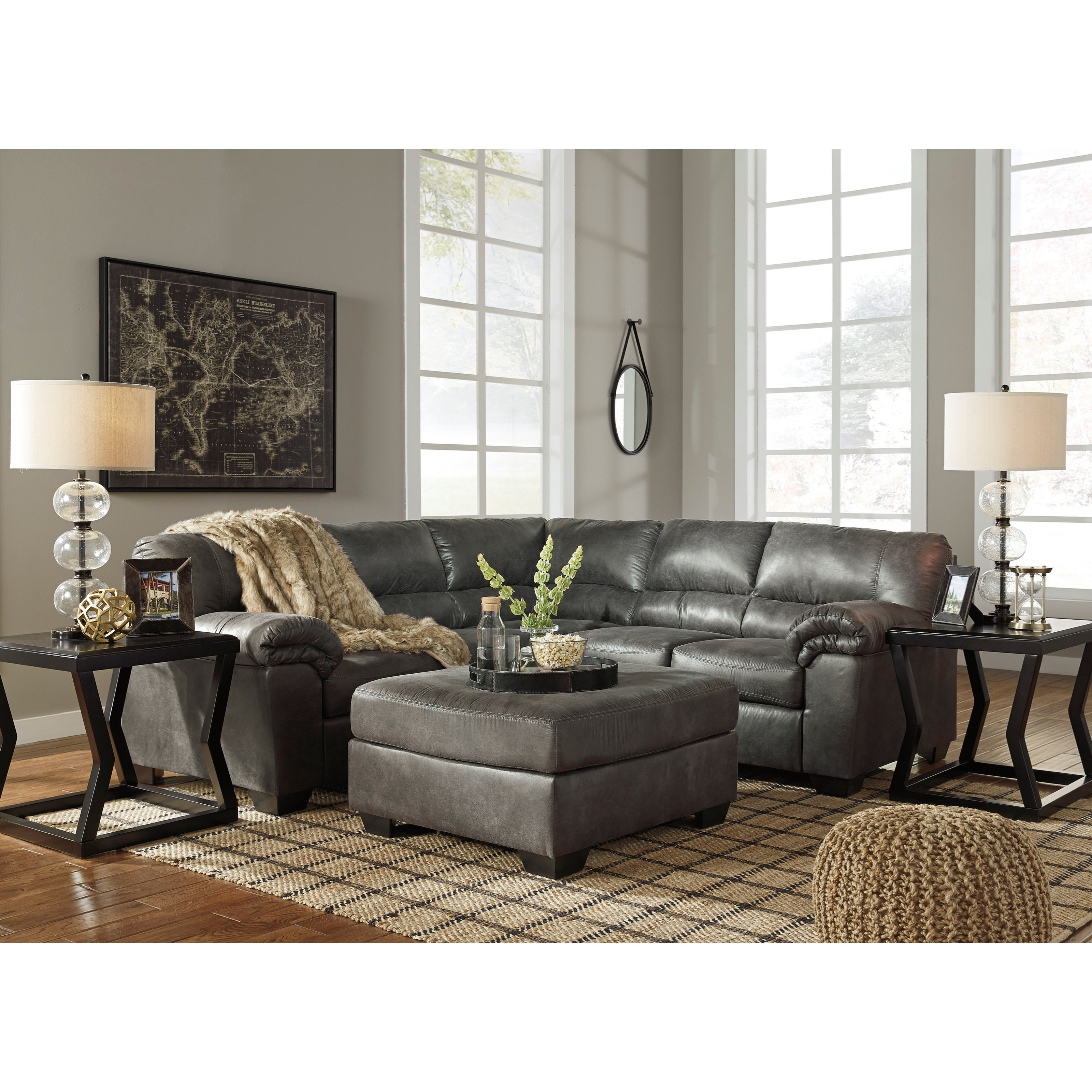 Ashley City Furniture: Signature Design By Ashley Bladen Stationary Living Room