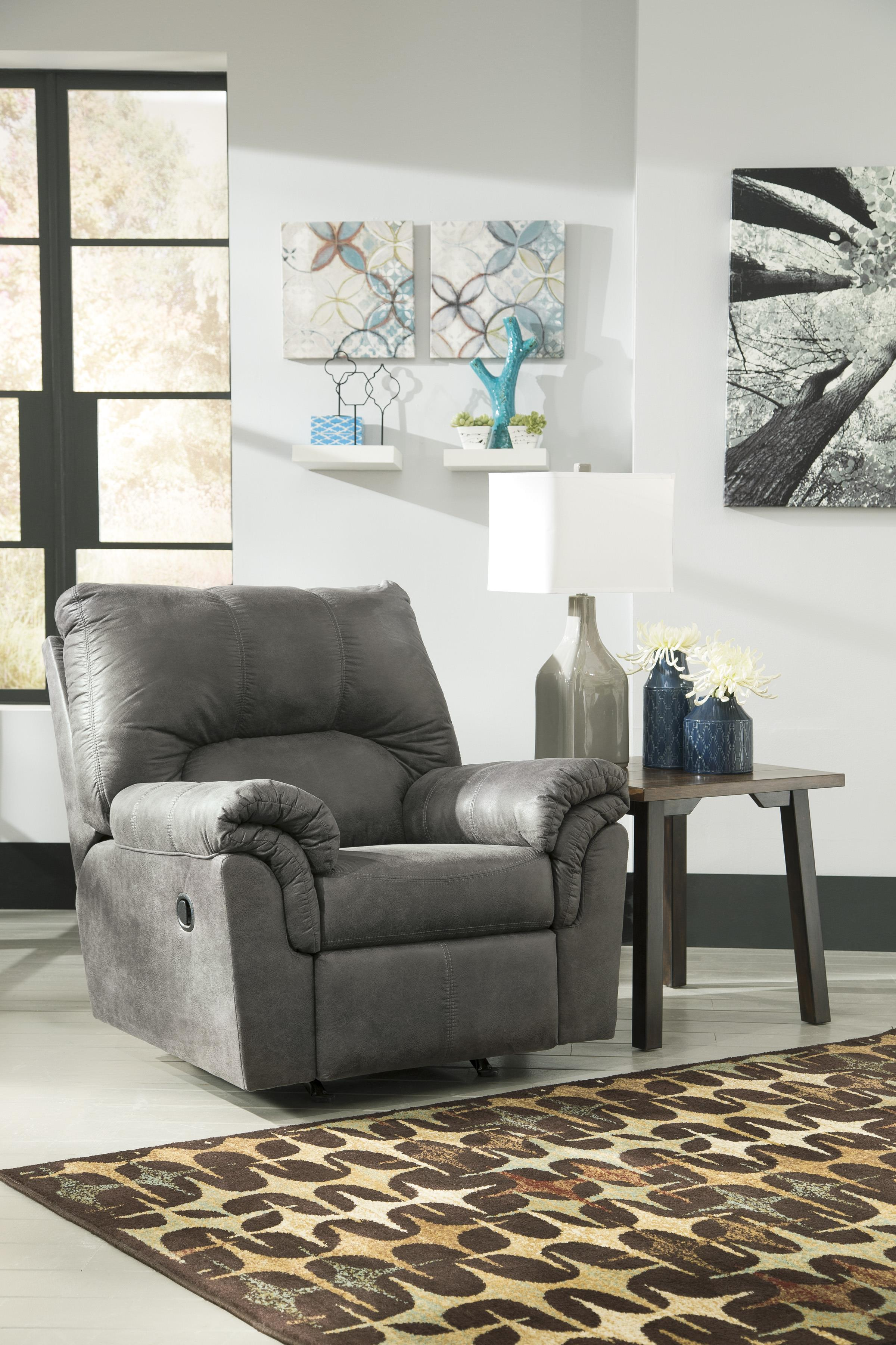 Signature Design By Ashley Bladen 1200125 Faux Leather