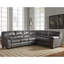 Signature Design by Ashley Bladen 3-Piece Sectional - Item Number: 1200155+46+67