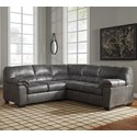 Signature Design by Ashley Bladen 2-Piece Sectional - Item Number: 1200155+67