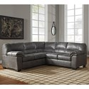 Ashley (Signature Design) Bladen Two-Piece Sectional - Item Number: 1200166+56
