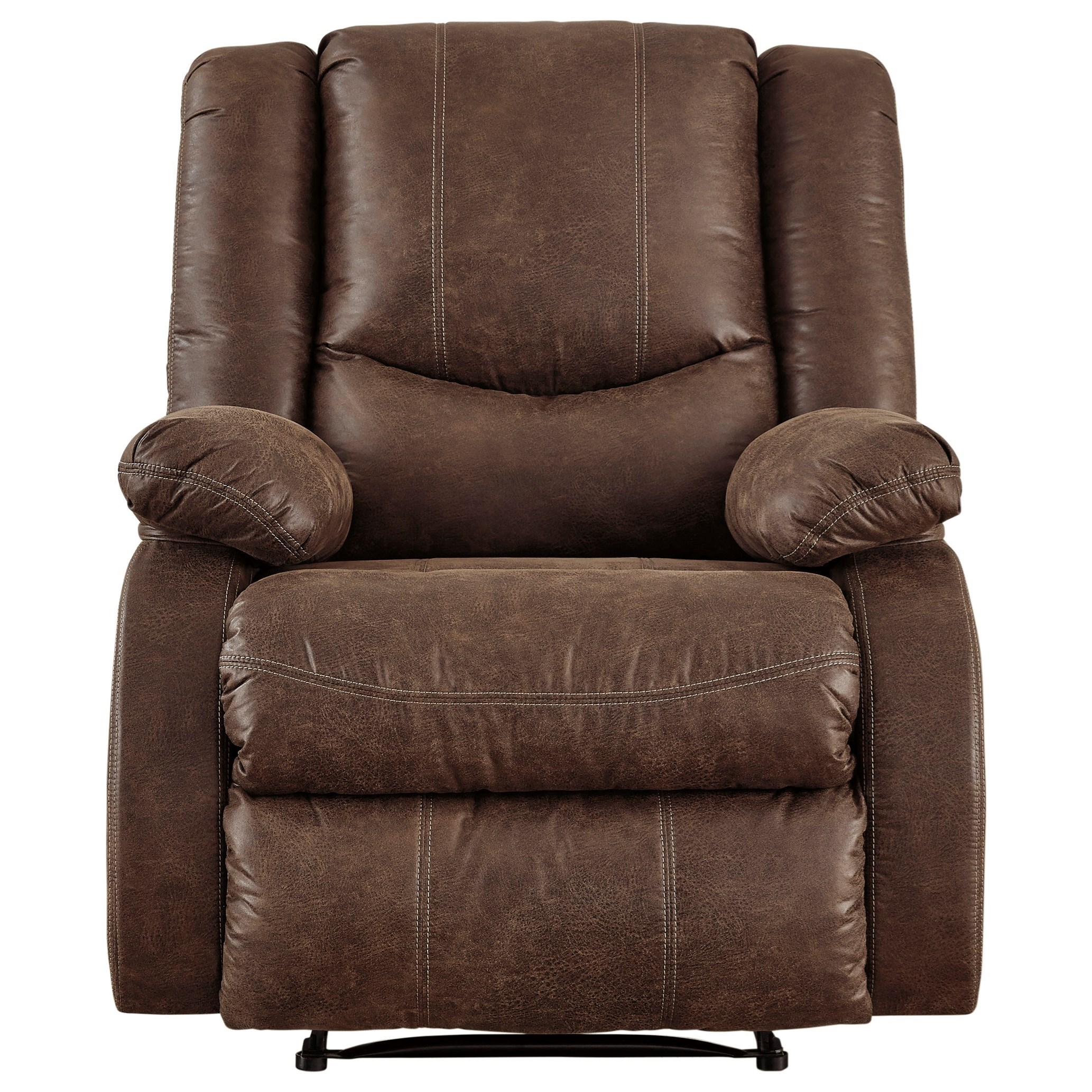 Bladewood Zero Wall Recliner by Signature Design by Ashley at Zak's Warehouse Clearance Center