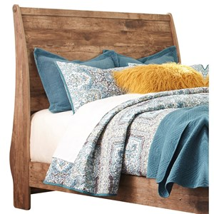 Signature Design by Ashley Blaneville Queen Sleigh Headboard
