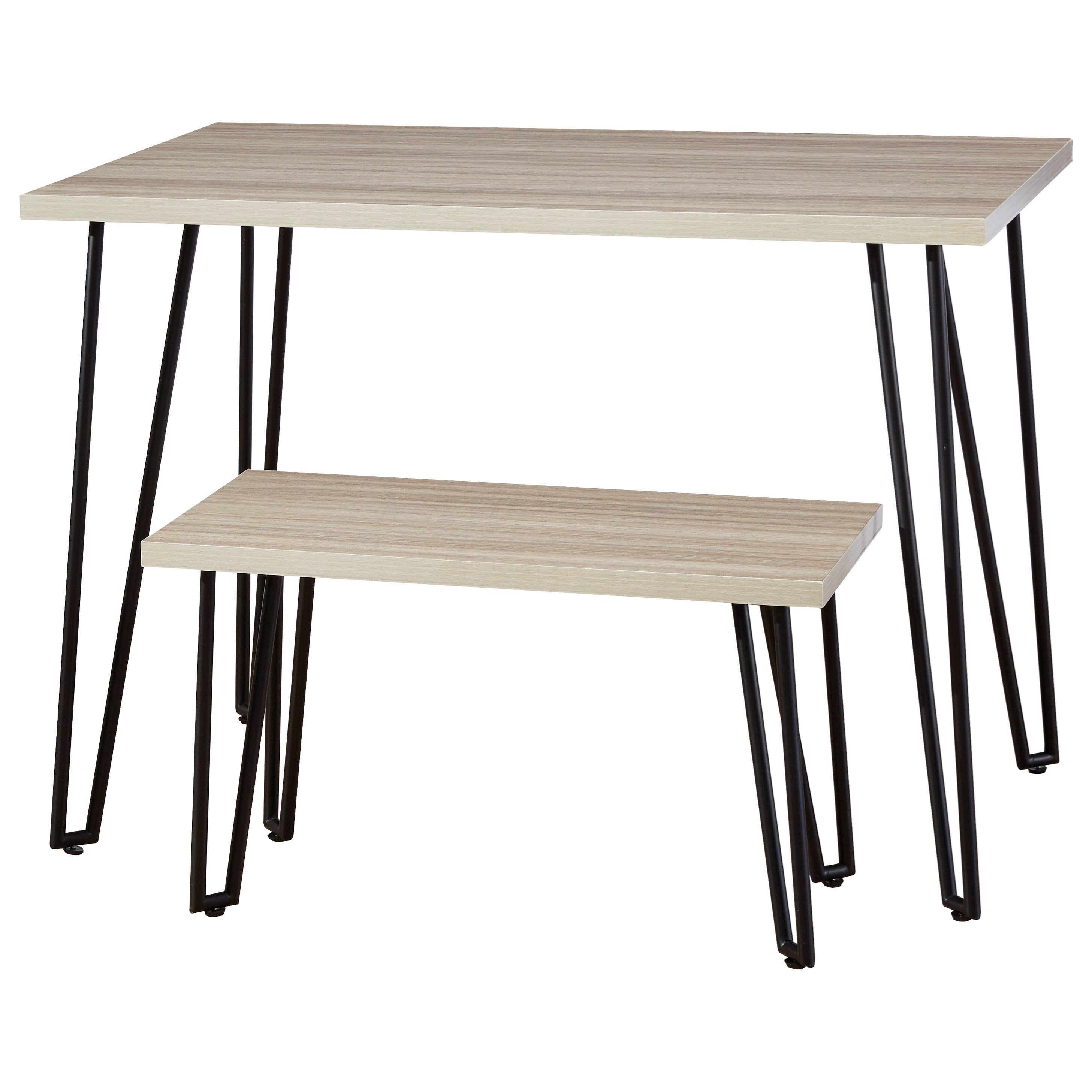 Blariden Desk w/ Bench by Signature Design by Ashley at Household Furniture
