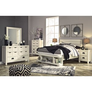 Signature Design by Ashley Blinton Queen Bedroom Group