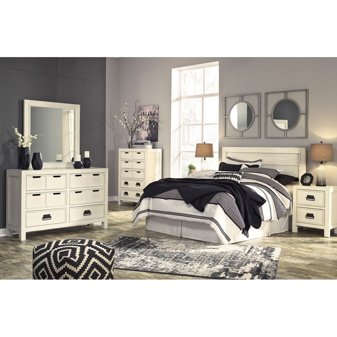 Signature Design By Ashley Blinton Queen Bedroom Group Value City Furniture Bedroom Groups