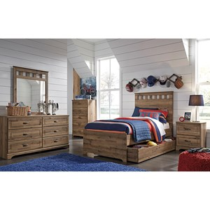 Signature Design by Ashley Brobern Twin Bedroom Group