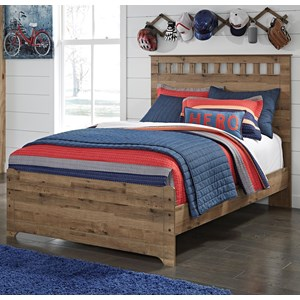 Signature Design by Ashley Brobern Full Panel Bed
