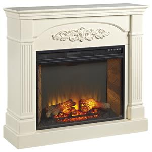 Signature Design by Ashley Boddew Fireplace Mantel