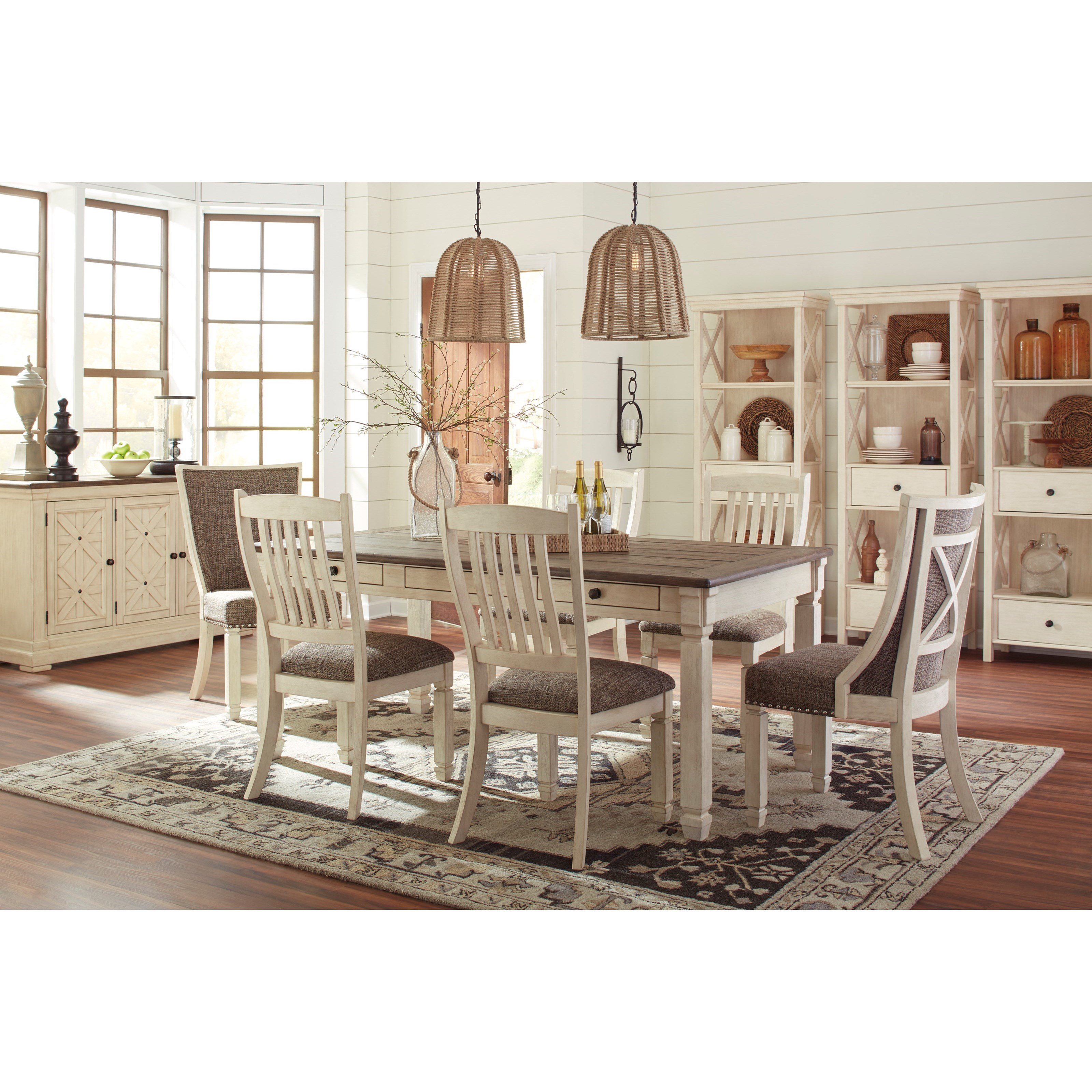 Ashley Furniture Outlet Wausau: Signature Design By Ashley Bolanburg D647-02 Relaxed
