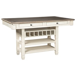 Benchcraft Bolanburg Rectangular Dining Room Table