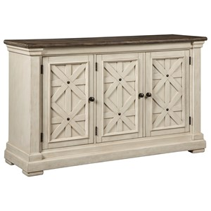 Signature Design by Ashley Bolanburg Dining Room Server