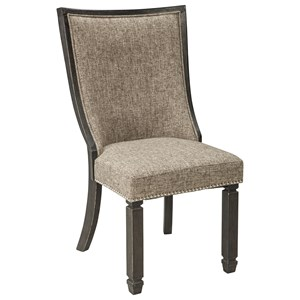 Signature Design by Ashley Tyler Creek Upholstered Side Chair