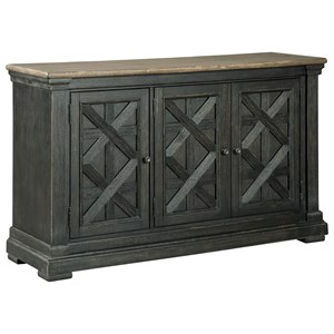 Signature Design by Ashley Tyler Creek Dining Room Server