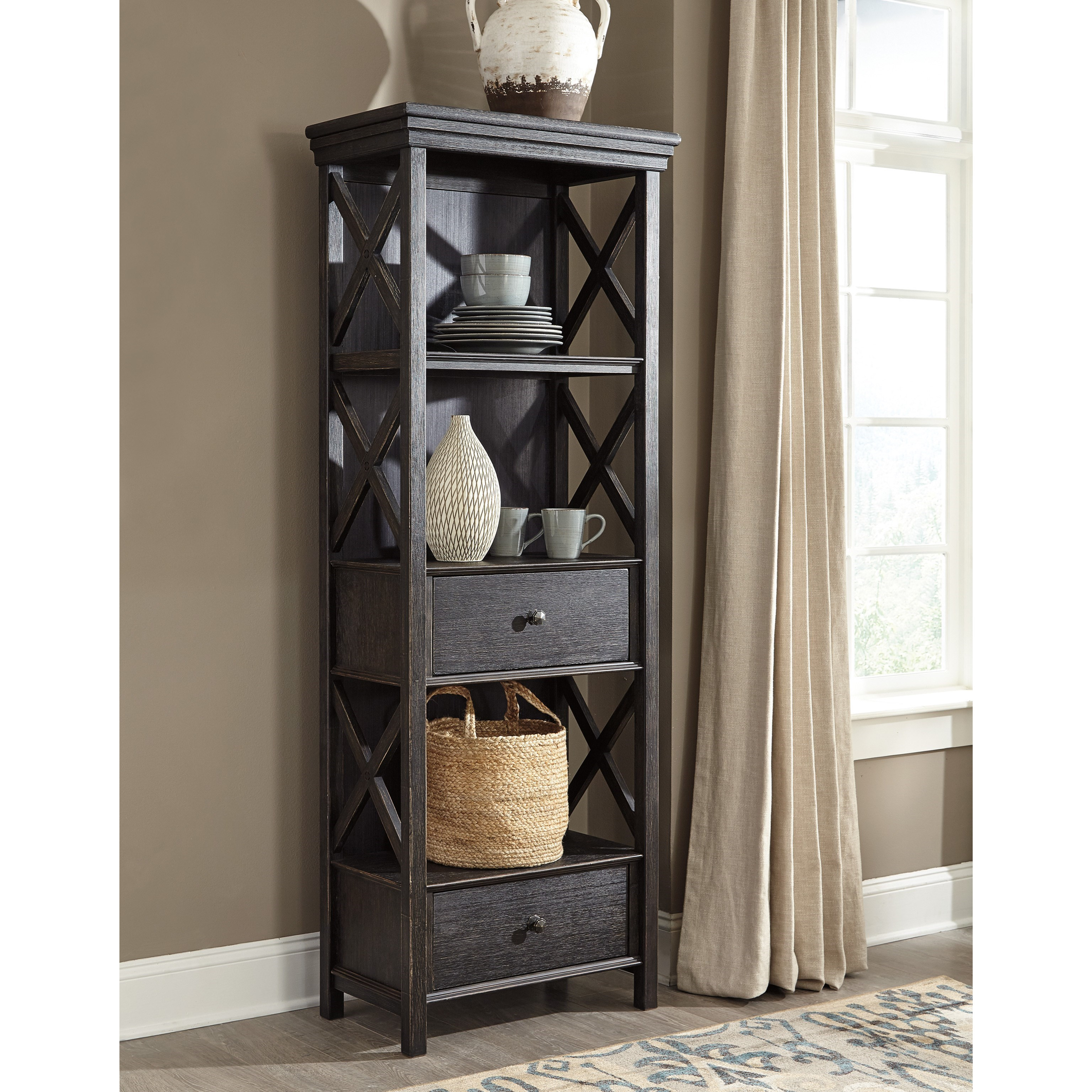 Ashley Furniture Tyler Texas: Signature Design By Ashley Tyler Creek D736-76 Relaxed