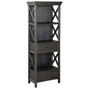 Signature Design by Ashley Tyler Creek Display Cabinet