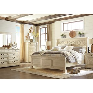 Signature Design by Ashley Bolanburg California King Bedroom Group