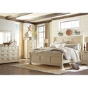Signature Design by Ashley Bolanburg King Bedroom Group - Item Number: B647 K Bedroom Group 2