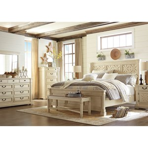 Signature Design by Ashley Bolanburg King Bedroom Group