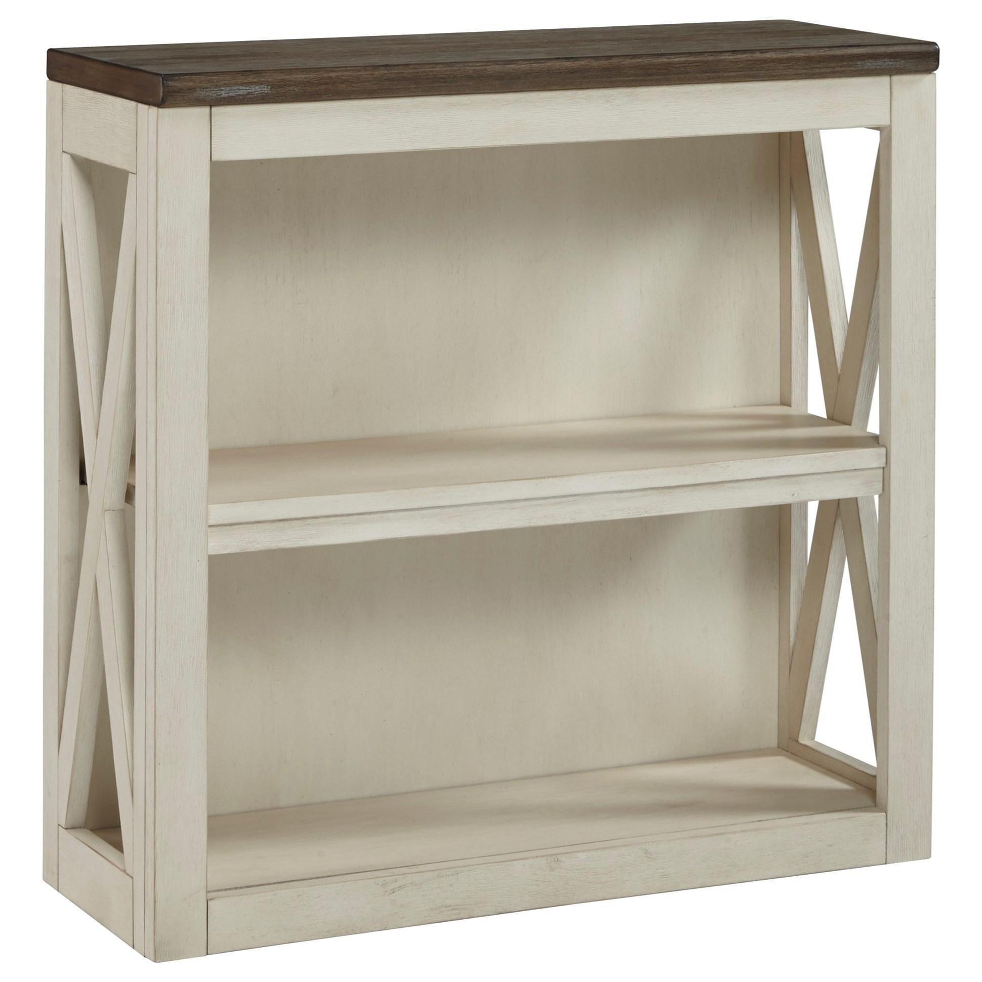 Signature Design by Ashley Bolanburg Medium Bookcase - Item Number: H647-16