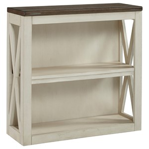 Signature Design by Ashley Bolanburg Medium Bookcase