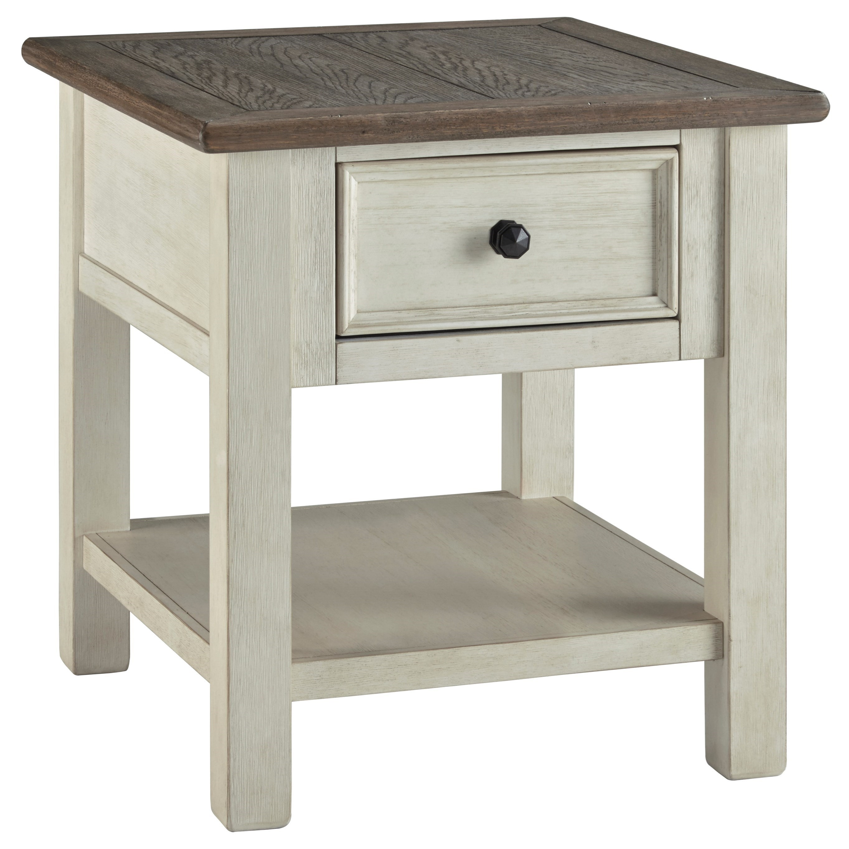 Bolanburg End Table by Signature Design by Ashley at HomeWorld Furniture