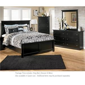 Signature Design by Ashley Maribel 3PC King Bedroom