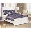Signature Design by Ashley Bostwick Shoals Twin Panel Headboard, Chest and Nightstand P - Item Number: 804313992