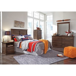 Signature Design by Ashley Burminson Full Bedroom Group