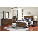 Signature Design by Ashley Burminson King Bedroom Group - Item Number: B135 K Bedroom Group 5