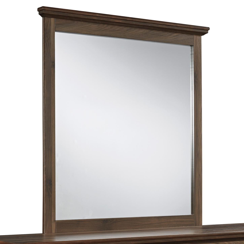 Signature Design by Ashley Burminson Bedroom Mirror - Item Number: B135-36