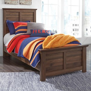 Signature Design by Ashley Burminson Twin Panel Bed