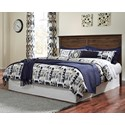 Signature Design by Ashley Burminson King/Cal King Panel Headboard - Item Number: B135-58