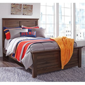 Signature Design by Ashley Burminson Full Panel Bed