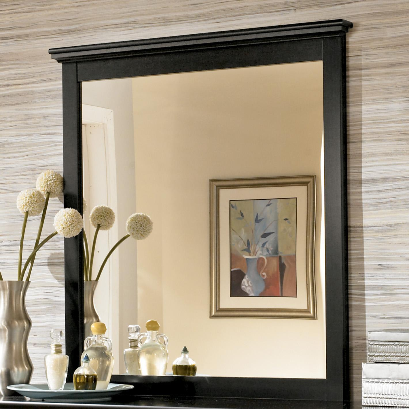 Signature Design by Ashley Maribel Bedroom Mirror - Item Number: B138-36