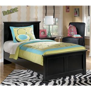 Signature Design by Ashley Furniture Maribel Twin Panel Bed