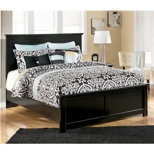 Signature Design by Ashley Maribel Queen Panel Bed