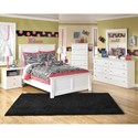 Signature Design by Ashley Bostwick Shoals Full Bedroom Group - Item Number: B139 F Bedroom Group 1