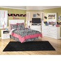 Signature Design by Ashley Bostwick Shoals Full Bedroom Group - Item Number: B139 F Bedroom Group 3