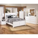 Signature Design by Ashley Bostwick Shoals Queen Bedroom Group - Item Number: B139 Q Bedroom Group 1
