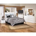 Signature Design by Ashley Bostwick Shoals Queen Bedroom Group - Item Number: B139 Q Bedroom Group 3