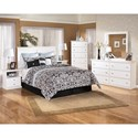Signature Design by Ashley Bostwick Shoals Queen Bedroom Group - Item Number: B139 Q Bedroom Group 4
