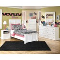 Signature Design by Ashley Bostwick Shoals Twin Bedroom Group - Item Number: B139 T Bedroom Group 1