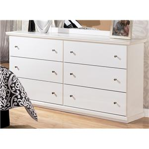 Signature Design by Ashley Bostwick Shoals Dresser