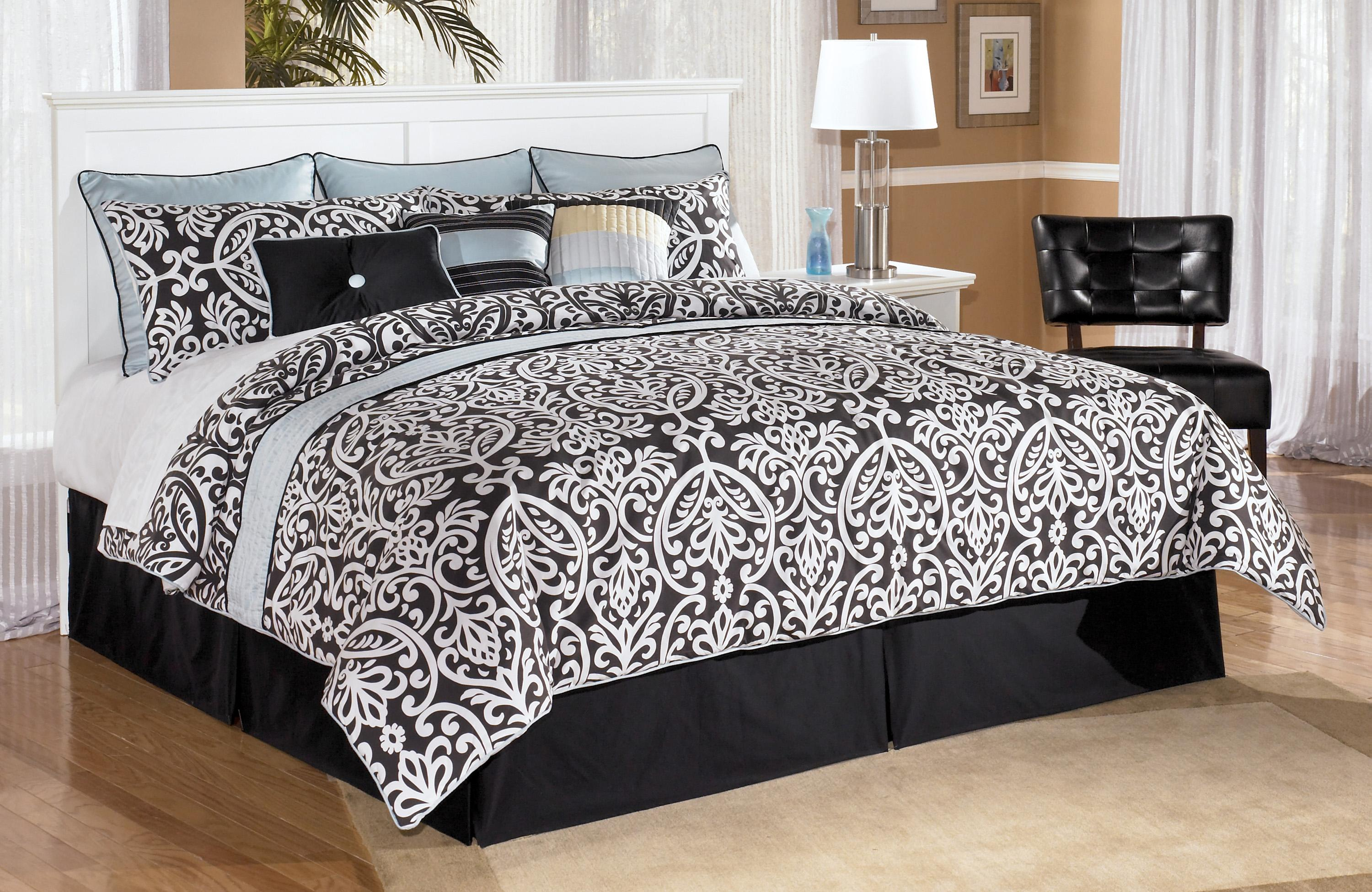 Signature Design by Ashley Bostwick Shoals King/Cal King Panel Headboard - Item Number: B139-58