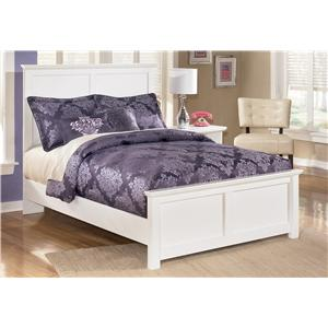 Signature Design by Ashley Furniture Bostwick Shoals Full Panel Bed
